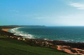 Joanne Hawkins - photo of Whitsand Bay