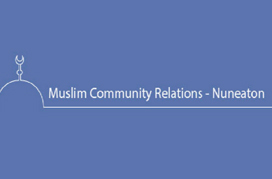 Nuneaton Muslim Community Relations logo